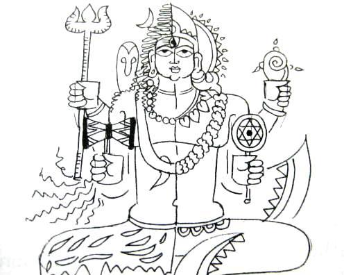 "Shiva as an ""Anarya"" God"