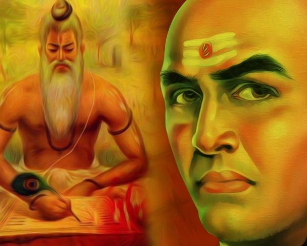 Manu and Chanakya