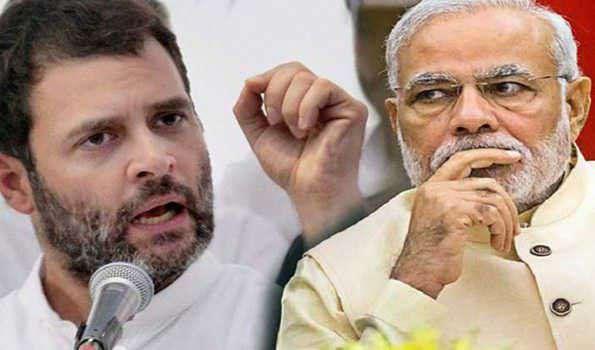 Image result for rahul gandhi on pm modi