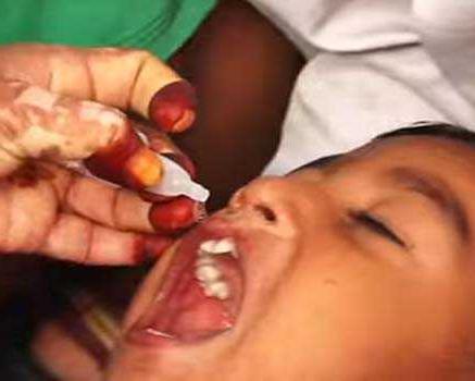 Poliomyelitis an acute communicable disease of ...