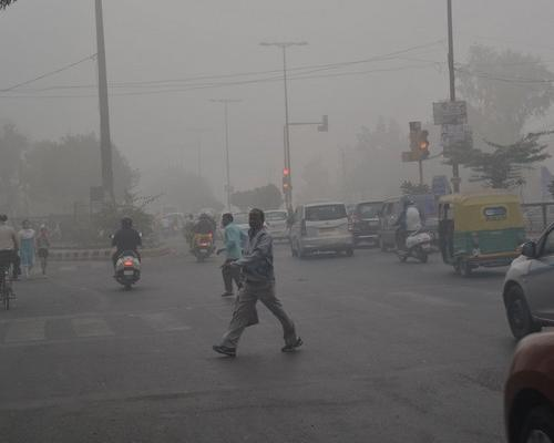 Breathing in low-quality air can cause stroke