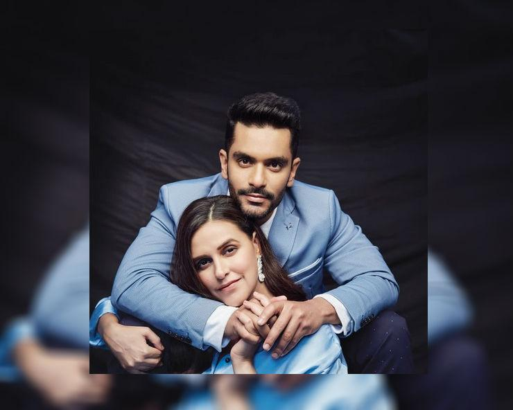 Neha Dhupia-Angad Bedi welcome baby girl