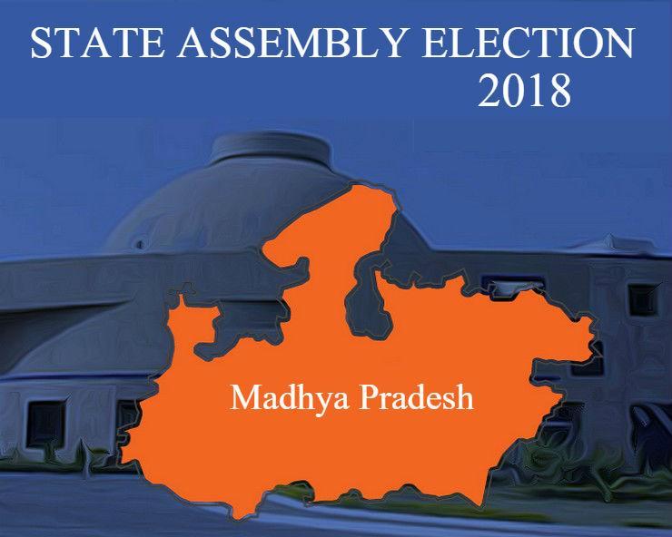 Single-phase voting commences across Madhya ...