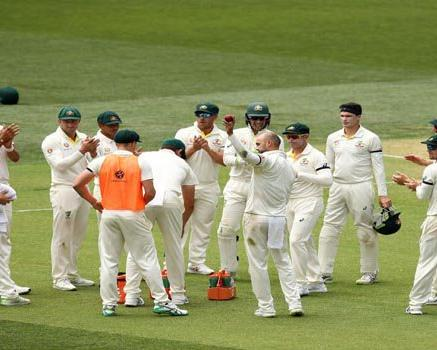 Adelaide Test: India set 323 runs target for ...