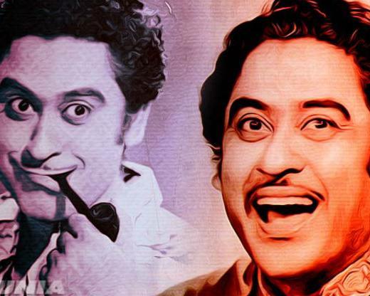 Versatile singer-lyricist-composer-actor Kishore ...