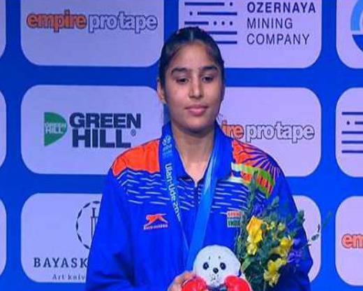 World Boxing C'ship: Manju Rani settles for ...