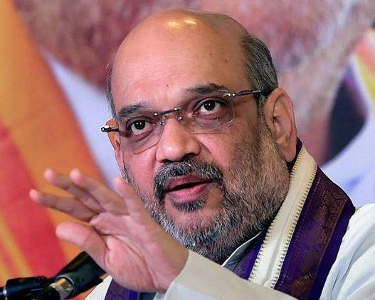 Home Minister Amit Shah tests positive for ...