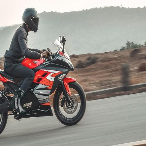 KM3000 & KM4000: India's Fastest Electric Bikes