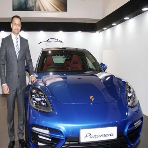 Porsche launches Panamera Turbo