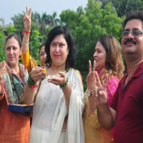 Kashmiri Pandits celebrates scrapping of article 370