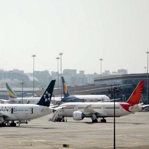 Mumbai's airport busiest among single runway
