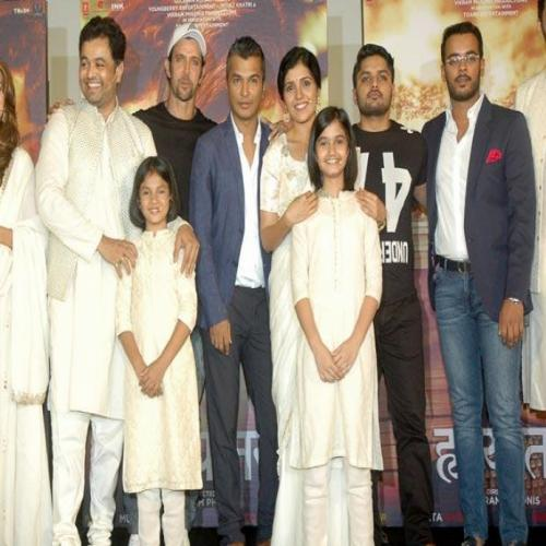 Hrithik launched trailer of Hrudayantar