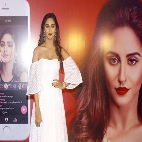 Krystal Dsouza launched her App
