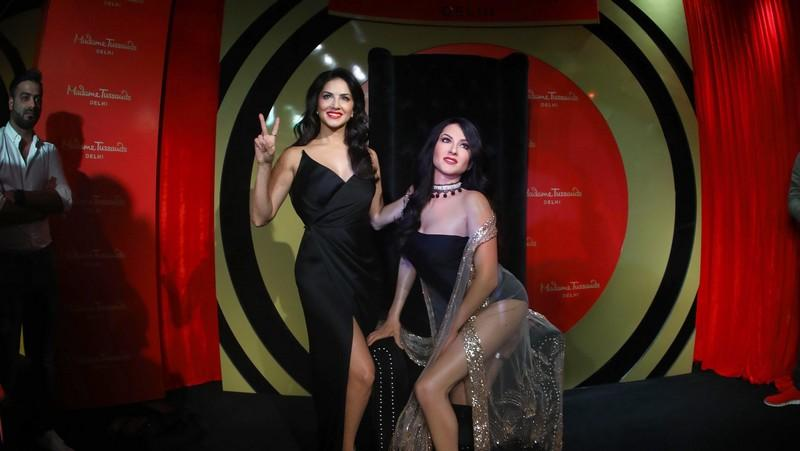 Madame Tussauds Delhi gets a scented figure of Sunny Leone