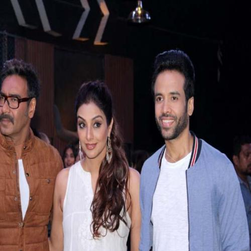 Promotion of Golmaal Again on the set of Khatron ke Khiladi