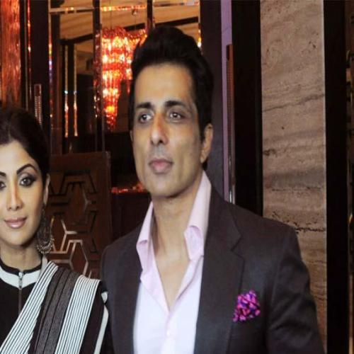 "Shilpa and Sonu attend ""Best Iconic Brand Summit''"