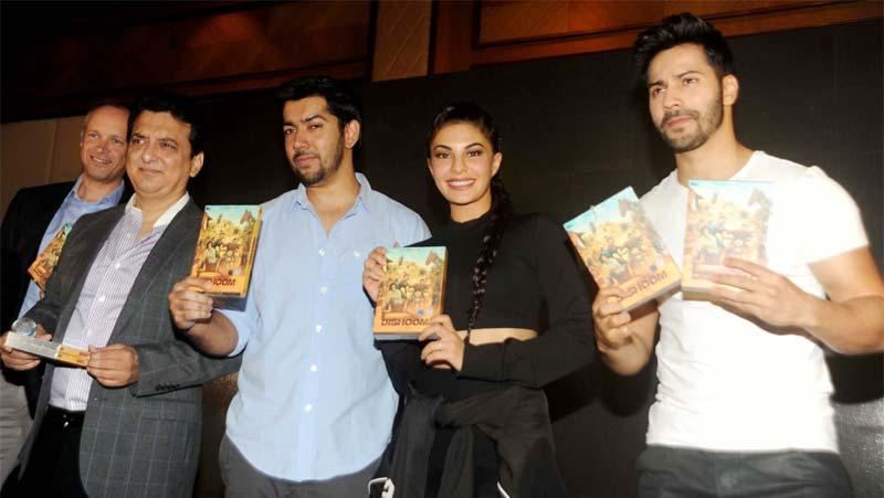 Success party of film Dishoom