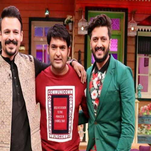 Photo Gallery - The Kapil Sharma Show with the Cast of Bank Chor