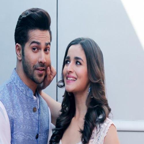 Varun and Alia on Dil hai Hindustani show