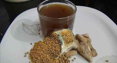 ajwain tea