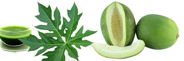 green papaiya