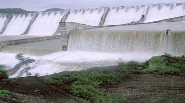 narmada dam