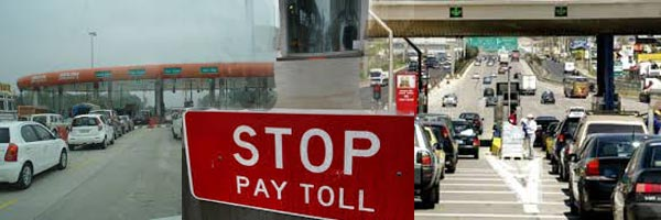 pay toll