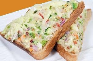 rawa toast recipe