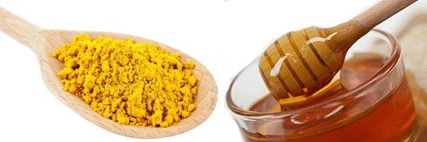 honey turmaric