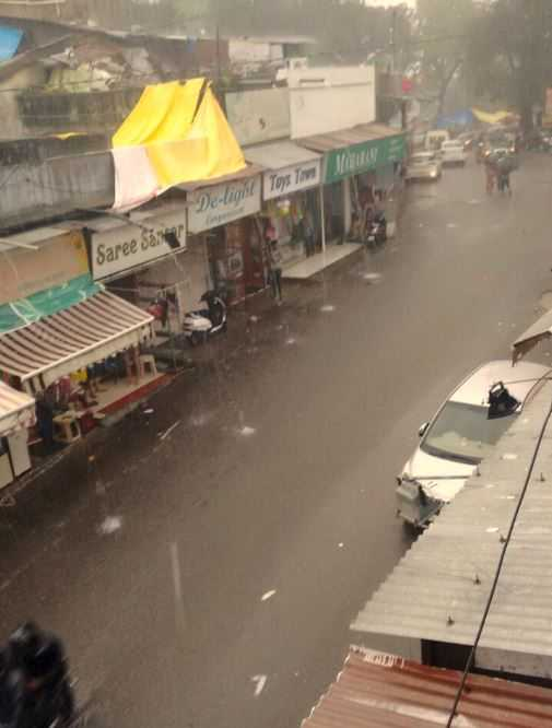 rain in abu