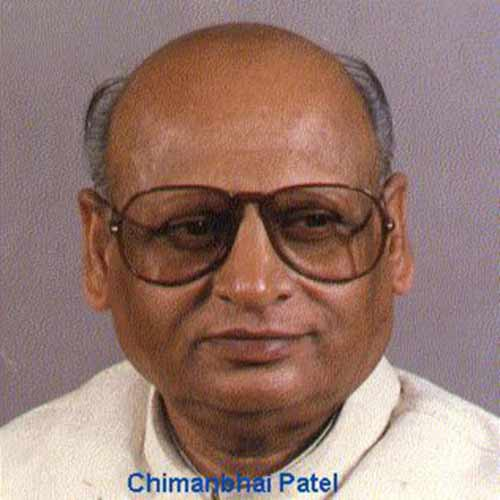 chimanbhai patel