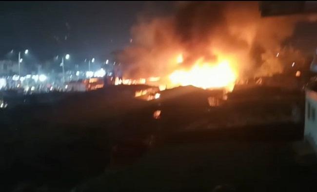 fire at ahmedabad