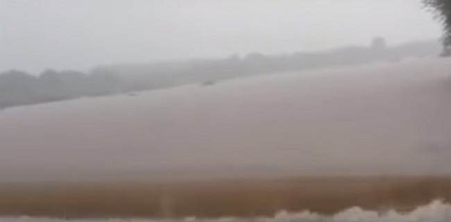rajkot river