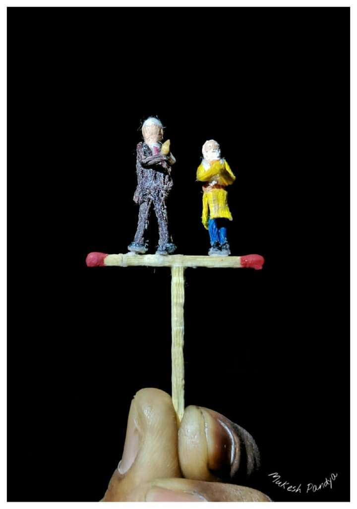Miniature artist