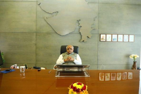 new CM bhupendra patel