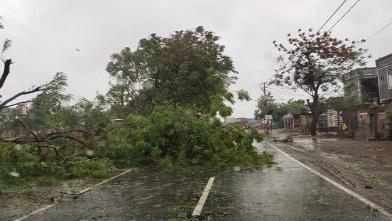 Cyclone Tauktae-  ગુજરાત ચક્રવાત વાવાઝોડાના ભયાનક અસરના ફોટા