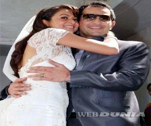 અમૃતા અરોરાના લગ્ન