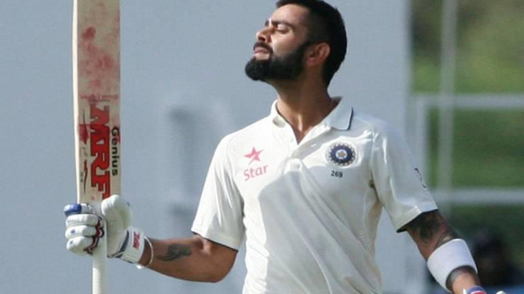 Image result for ऐसा करने वालेसंसारके पहले कप्तान बने विराट कोहली