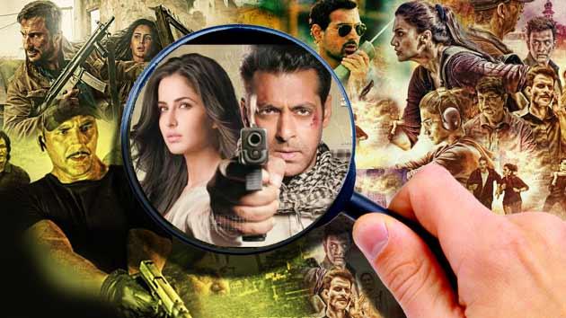 भारतीय जासूसों पर बनी 13 बेस्ट बॉलीवुड फिल्में