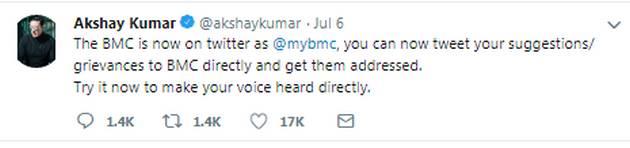 नागरिकता को लेकर फिर ट्रोल हुए अक्षय कुमार, इस बात पर भड़का लोगों का गुस्सा ! 1
