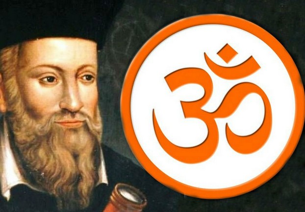 nostradamus and hindu