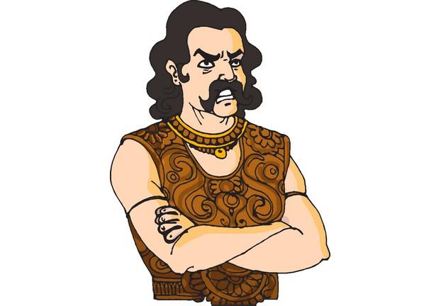 Bhima in mahabharata