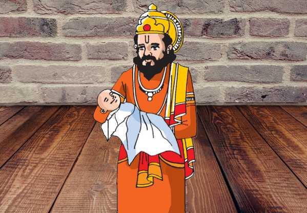 Shri Krishna Episode 4