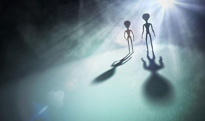 aliens on earth
