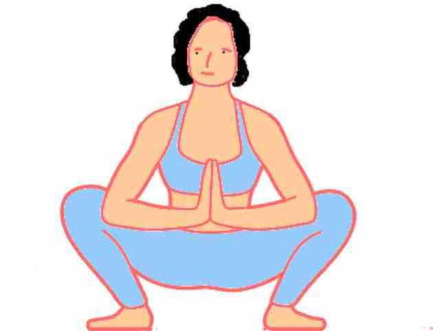 malasana yoga