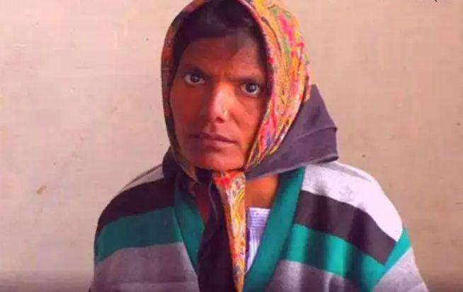 bharatpur corona woman