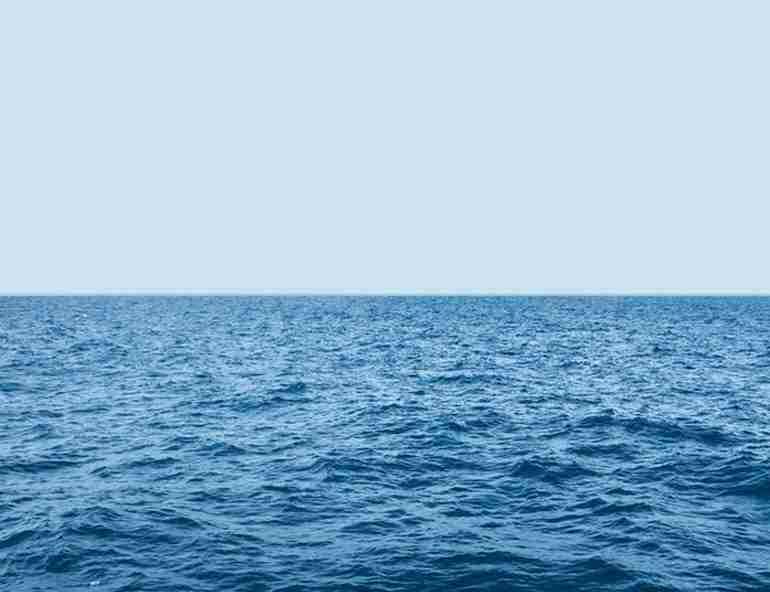 sea ocean depth