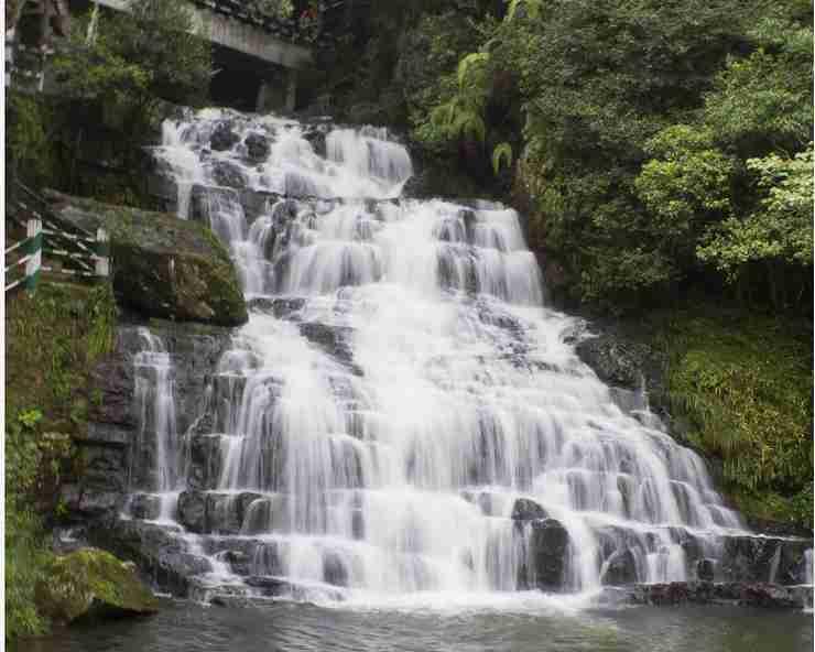 shillong elephant falls