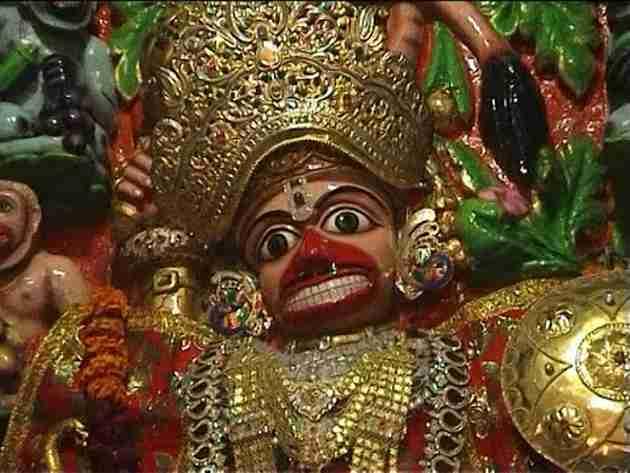Kashtabhanjan Hanumanji
