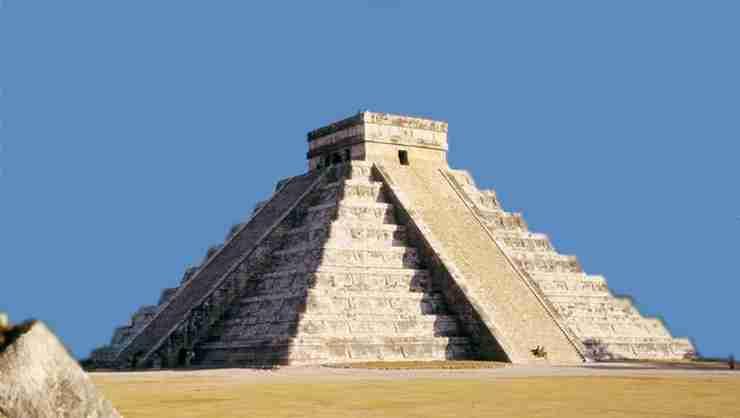 Mystery of mayan civilization
